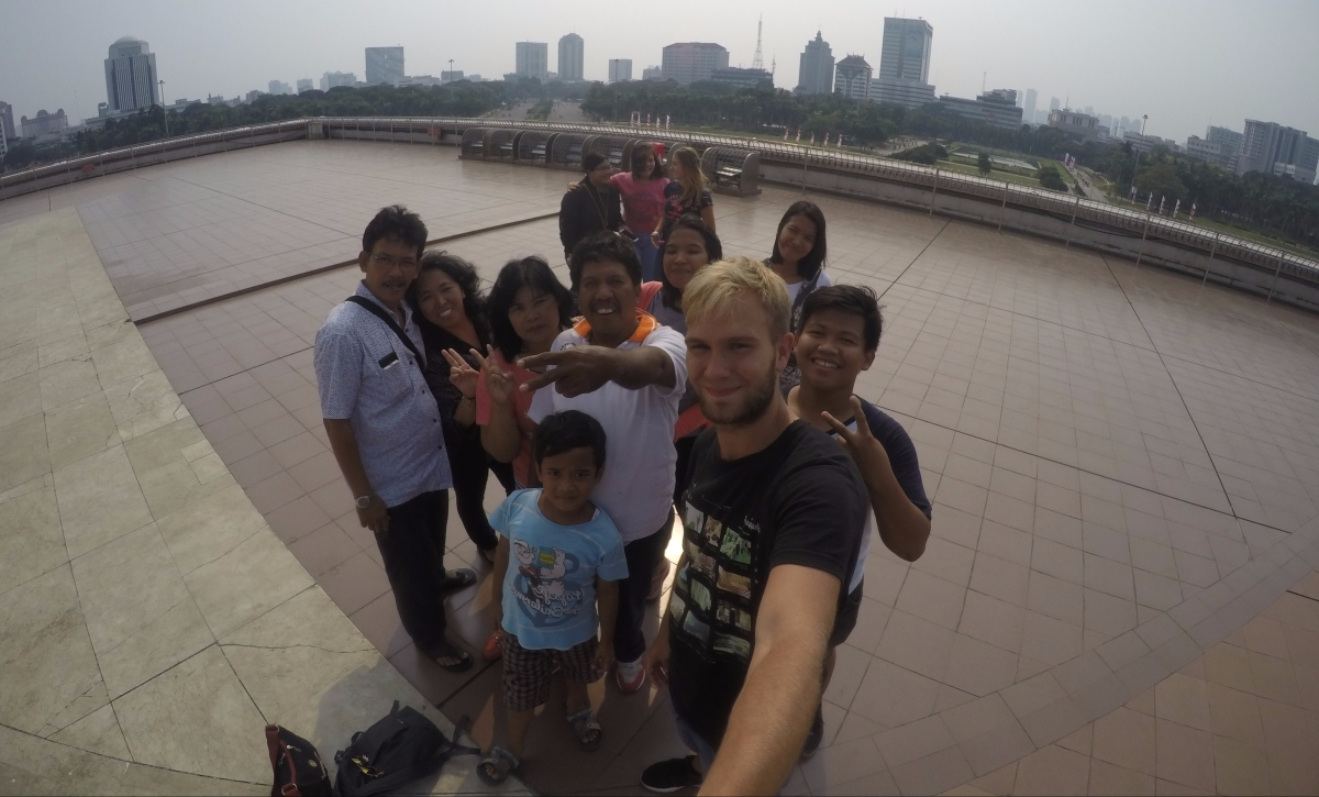 22. nap – Jakarta: Szupersztároklettünk.
