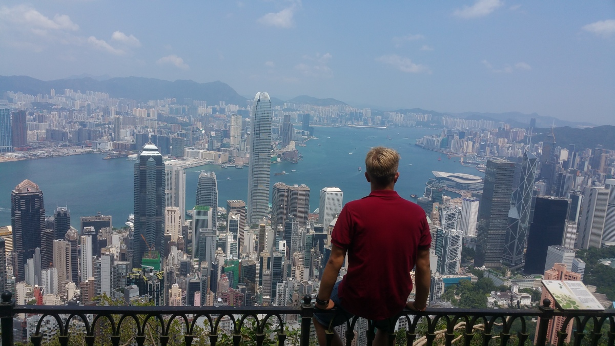58. nap – HongKong
