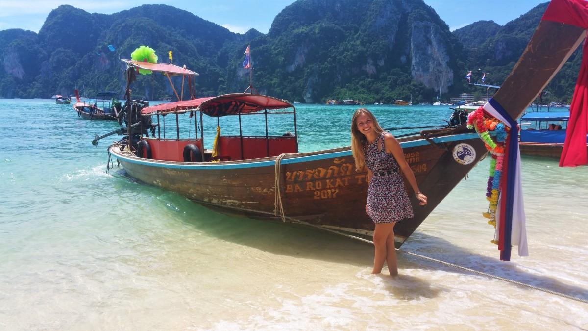 105. nap – Thaiföld – Phi Phiszigetek