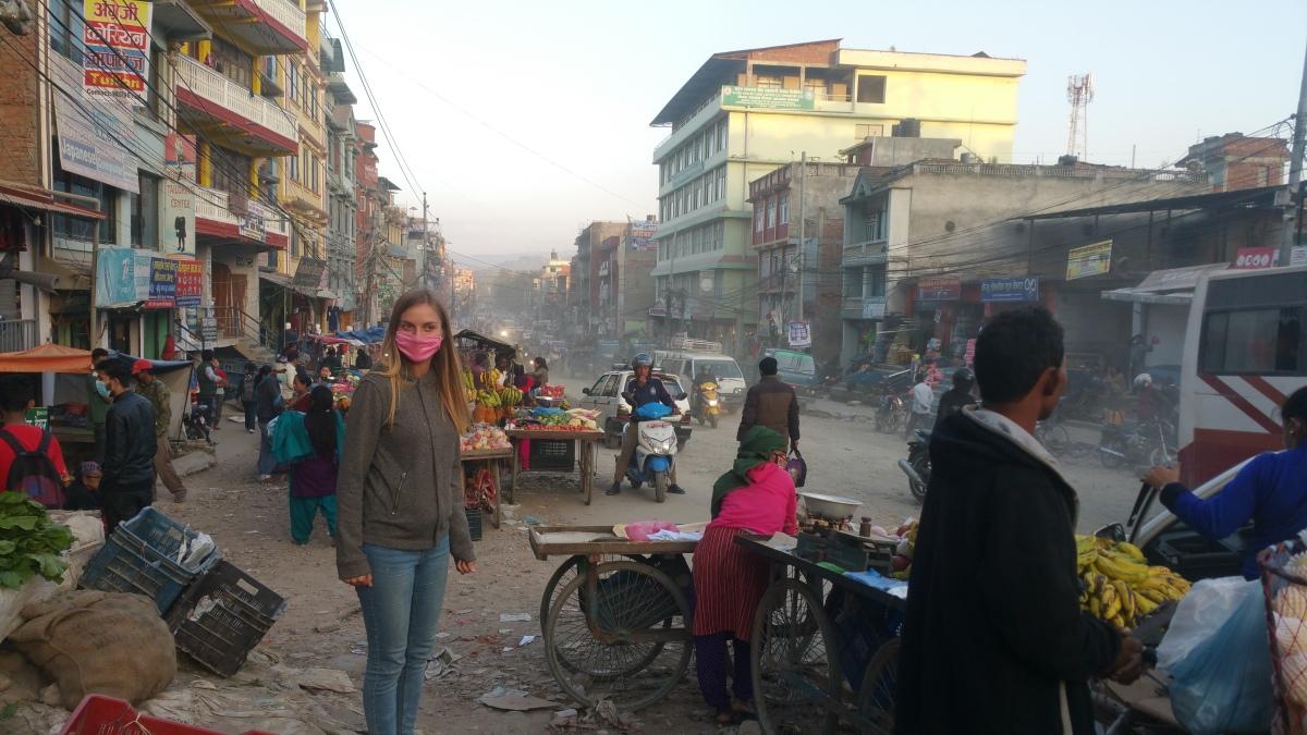 117. nap – Nepál –Namaste!