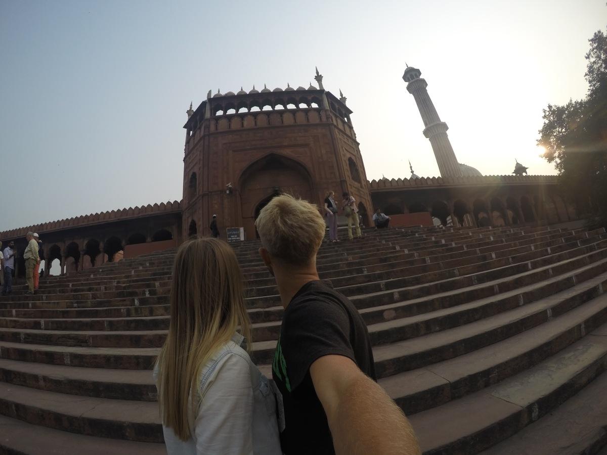 125. nap – Ó, te várva vártIndia…