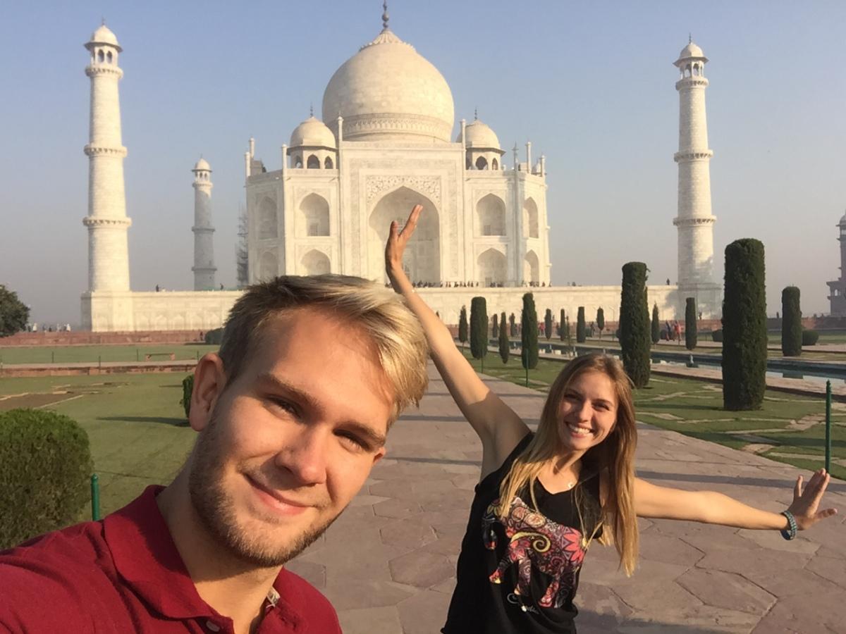 137. nap – India – TajMahal