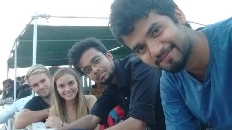 142. nap – India – 25 óra vonatozás,Mumbai.